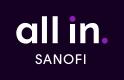 Logo All In Sanofi